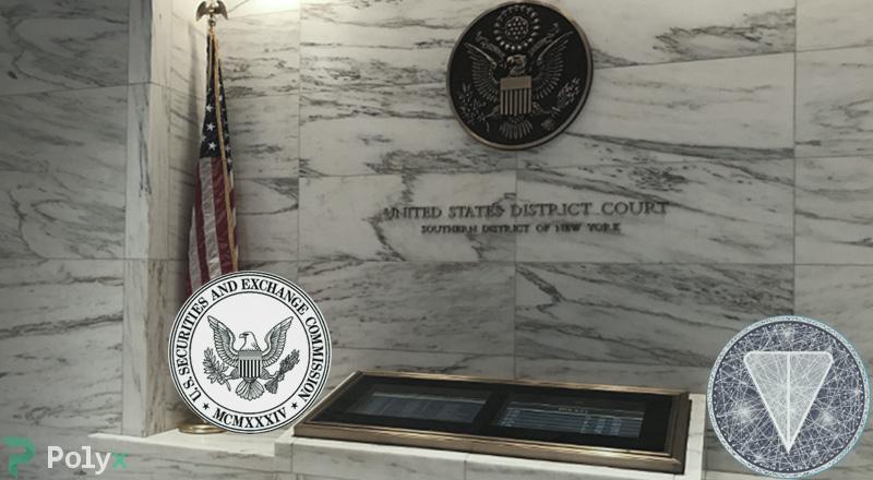 SEC обратилась в окружной суд Нью-Йорка