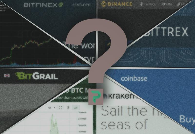 Британские криптовалютчики хранят монеты на биржах
