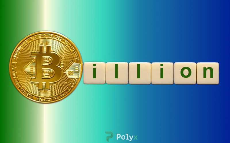 billion dollars in bitcoins