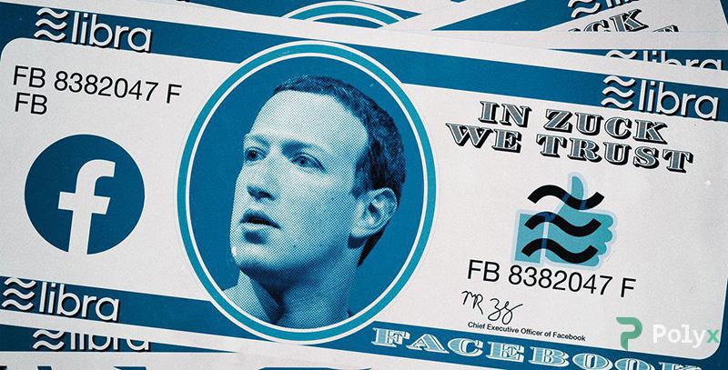 Немногие доверяют Libra от Facebook